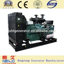 WUDONG 1500RPM 150KW Grupo electrógeno con CE e ISO