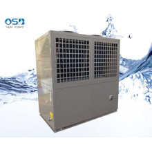 air cooler with heat pump ventilation