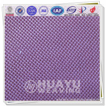 New polyester 3D mesh fabric for shoes