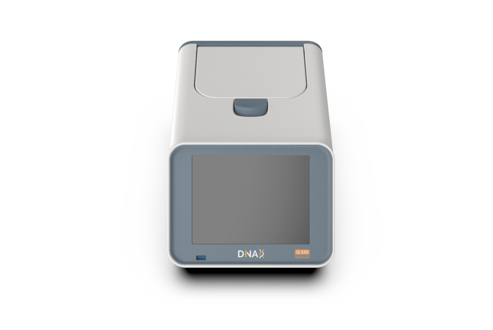 PCR DNA Analyzer Machine
