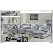 Living Room Durable Sectional U Shaped Sofa (883)