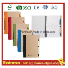 Eco Notebook with Eco Pen