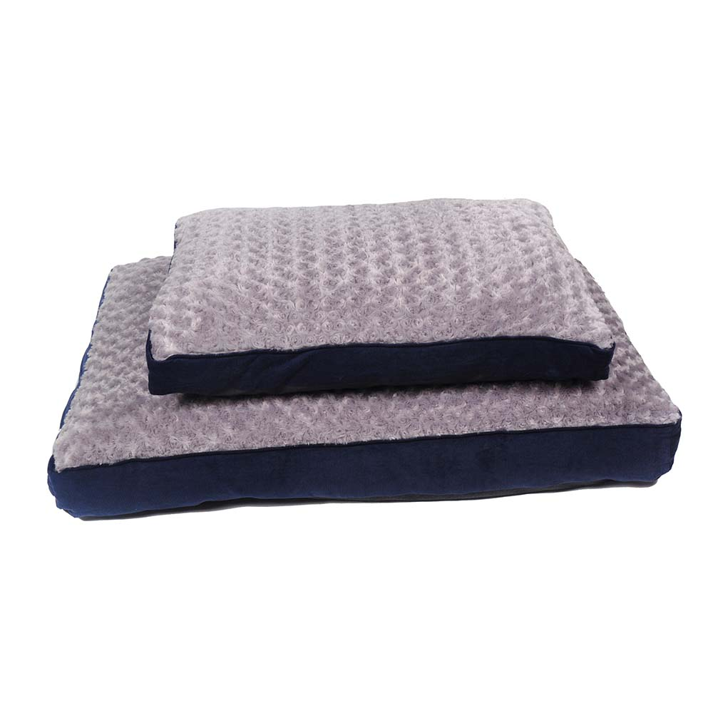 Rectangle Pet Bed Corduroy 2 S