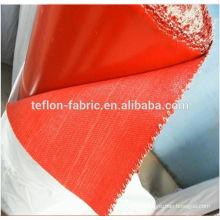 High strength soft silicone coating nylon fabric