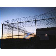 Clôture de prison en métal expansé (TS-EPF01)