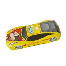 Auto-Form-Bleistift-Zinn-Box51-Bleistift geformte Zinn-Kasten