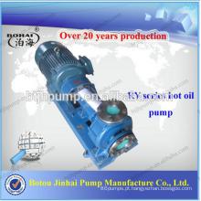 Boa bomba de óleo de aleta rotativa de calor de venda com alta temperatura