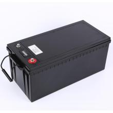 12 V Lithium-Batterie wiederaufladbar