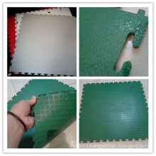 2017 New Product with High Quality Indoor PVC Interlock Sports Floor for Soccer / Futsal Court