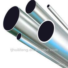 Труба из нержавеющей стали ASTM для транспортировки газа / нефти / воды / химикатов
