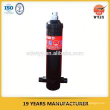 Einfachwirkende hydraulische Kippzylinder für Trichter
