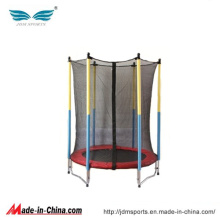 High Quality Indoor Round Trampoline with Safety Net