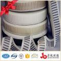 Herringbone polyester band mattress accessories tape elastic webbing