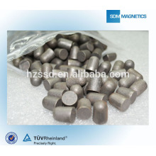 Seltene Erden Professionelle ISO / TS 16949 Zertifizierte Beliebte Disc AlNiCo Magnet für Motoren