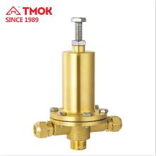 Válvula de alivio de presión para calentadores de agua solares Válvula de alivio de seguridad Válvula reductora de presión de aire con precio bajo