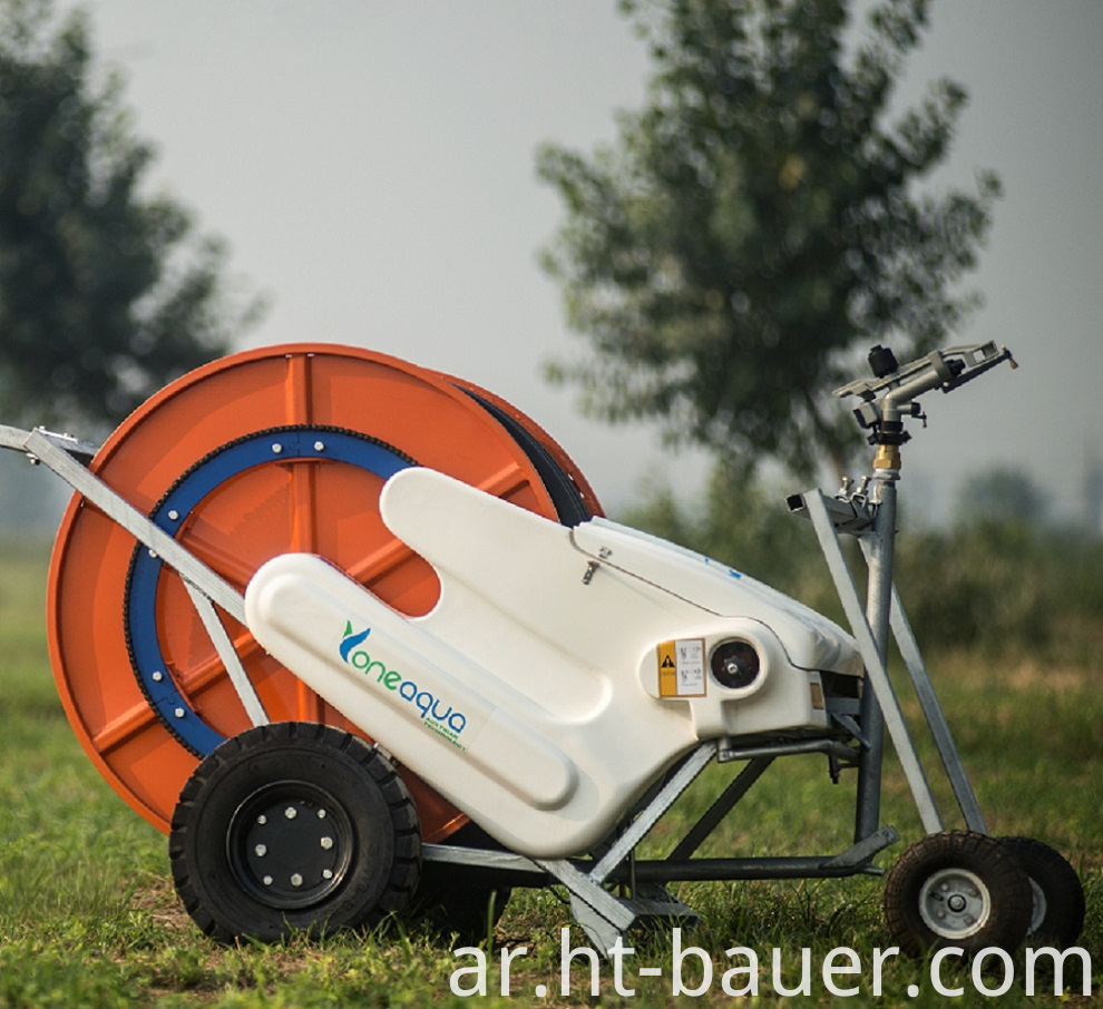 Hose Reel Irrigation Aquago1