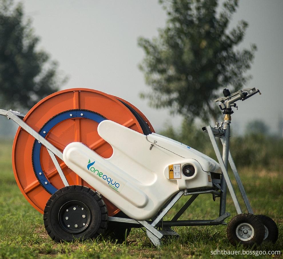 Hose Reel Irrigation Aquago1