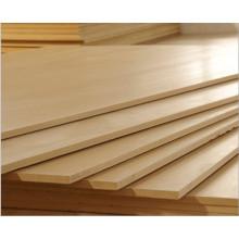 Matériaux de construction bon marché à haute résistance / Modèle de bâtiment WPC 915 * 1830 * 12