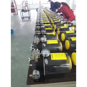 Hydraulic Synchronizing Pump Lubricating