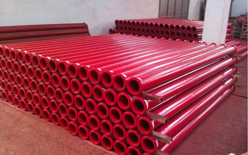 Concrete Pump Straight Tube