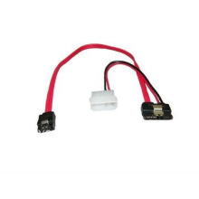 SATA13P (cerradura) al cable de SATA7P + PWR (ERS019)