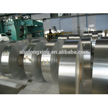 Finition du moulinet en aluminium