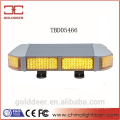 Barato 12V Led barra de luz Mini barra de luces de color ámbar (TBD05966)