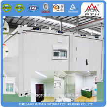 PTJ-8x10B frame modular container houses