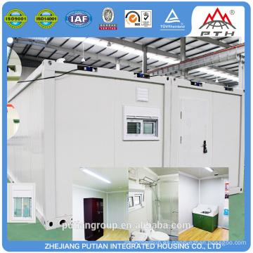 PTJ-8x10B marco modular contenedor casas