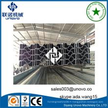 Machine de fabrication automatique de rouleaux de section structurelle automatique