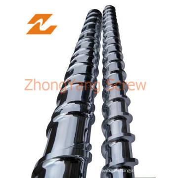Feed Screw for Rubber Extrusion Machinery