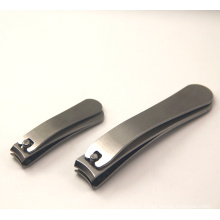 Customized logo 2 size pcs stainless steel carton nail clipper