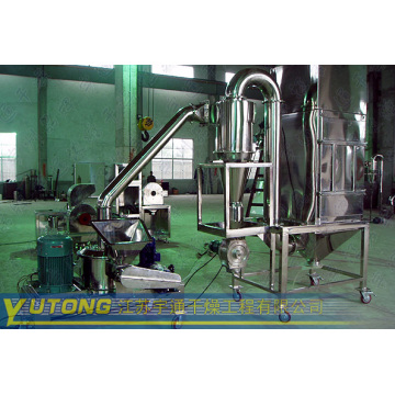 Microparticle Pulverizer Machine for Resin Industry