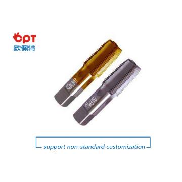 Customizing  cutter taps