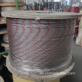 7X19 Dia.14mm Cable de acero inoxidable