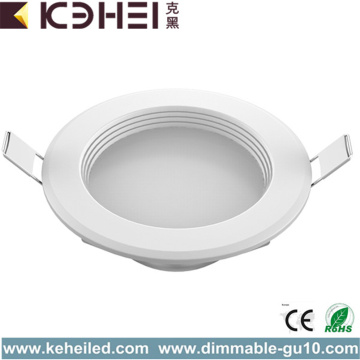 SMD LED DownLights 8W in plastica ad alta luminosità