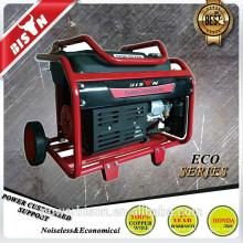 Bison (CHINA) Generador de gasolina de potencia Set motor 3kw-10kw generador 188