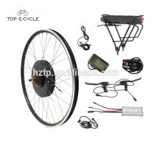 1000W conversion kit brushless 48V electric bike ebike hub motor kit
