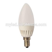 Ampoules à 5 Go Super Brightness de 180 degrés LED E27 / E14 Dimmable LED Blub Light
