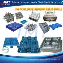 Bandejas plásticas del moldeo a presión del diseño OEM / ODM del diseño 3D