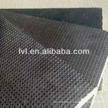 good quality non-slip 12mm brown film faced shuttering plywood sheet for construction