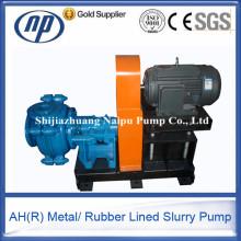 Rubbler Liner Bomba de lodo de mineração resistente a ácidos (ZJR)