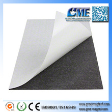Self Adhesive Magnetic Sheet Refrigerator Magnet Sheets