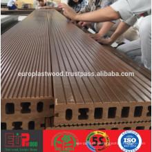 Outdoor WPC Decking / Holz Kunststoff Composite Decking Premium