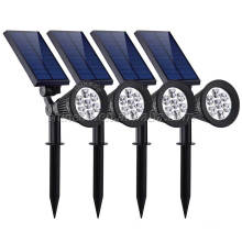 Good Quality Outdoor Waterproof Solar Garden lawn and Wall Light