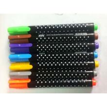 Bunte Marker-Feder für Schul-Briefpapier