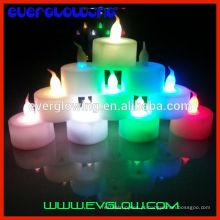 led flameless candle light venda quente 2016