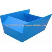 Plastic Polypropylene Hollow Sheet