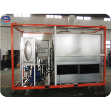 20 Ton Superdyma Closed Circuit Counter Flow GTM-4 Water Cooling Tower For GSHP