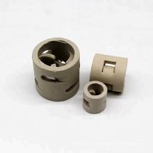 Chemical Random Tower packing 25mm Pall Ring Ceramic